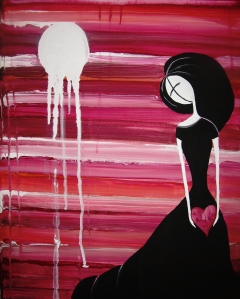 Contemporary Abstract Figurative Art